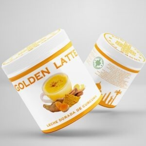 golden latte andes tea