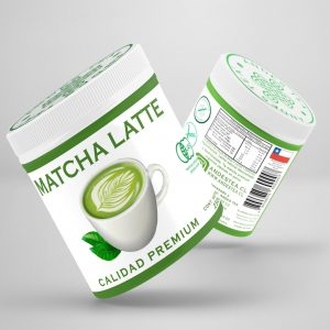 matcha latte andes tea organico japon