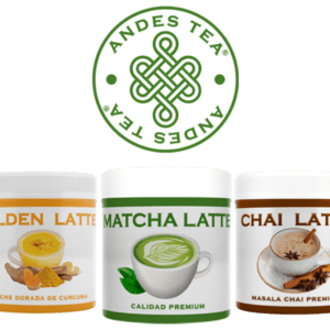 andes tea lattes