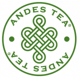 Logo Andes Tea #latte #chile #te #infuciones #especias #lattenatural #especiasreales #chile #empresachilena #andes #andestea