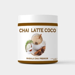 Te Chai latte coco vegano andes tea