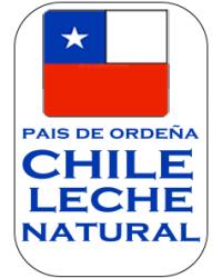 Leche 100% natural chilena